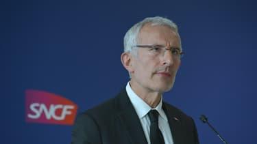 Guillaume Pepy a rappelé que son objectif était d'avoir 30% de billets vendus à petits prix dans les TGV en 2017.