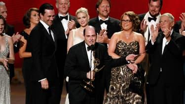 Mad Men a gagné plusieurs Emmy Awards.