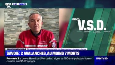 Savoie: au moins sept morts dans deux avalanches - 08/05
