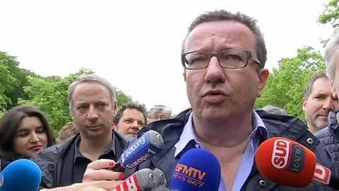"""Christian Paul: """"Arnaud Montebourg est un compagnon d'arme de longue date"""""""