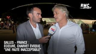Galles – France : Écœuré, Charvet évoque « une faute inacceptable »