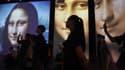 La Joconde était au coeur d'une exposition consacrée à la Renaissance en Chine,  cet été.
