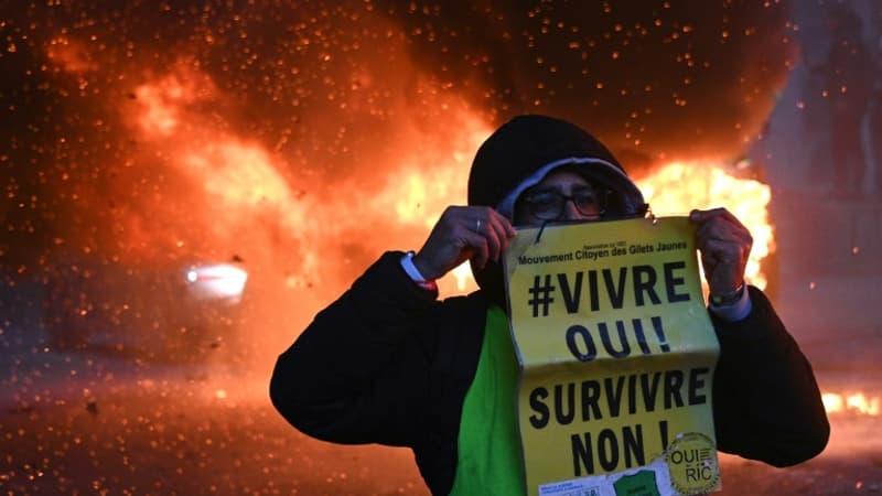"""A Paris, la CPME appelle à """"revoir les parcours des manifestations"""" pour préserver les commerçants"""