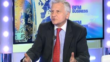 Jean-Claude Trichet était l'invité de BFM Business mardi 23 juin.