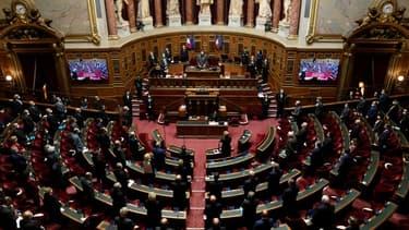 Le Sénat, le 13 octobre 2020