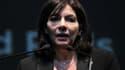La maire de Paris Anne Hidalgo le 14 mars 2016.