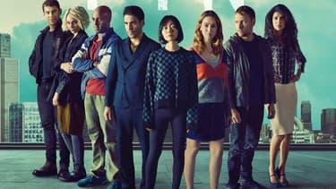 Affiche de l'épisode final de Sense8