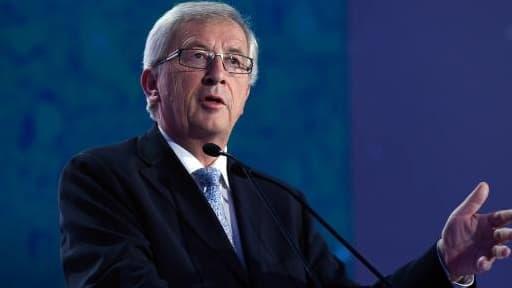 A défaut d'avoir le soutien de David Cameron, Jean-Claude Juncker a celui d'Angela Merkel