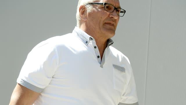 Marc Cécillon en 2014