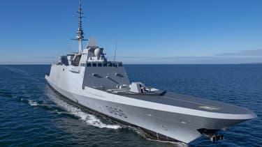 L'Alsace est la première des deux frégates à capacité de défense aérienne renforcée du programme FREMM. La seconde, Lorraine, sera livrée en 2022.