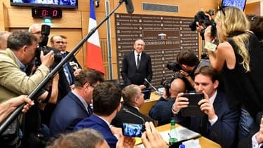 Gérard Collomb a été entendu par la commission d'enquête de l'Assemblée nationale.