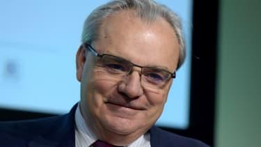 L'actuel directeur général de Suez, Jean-Louis Chaussade, va devenir président pour un an.