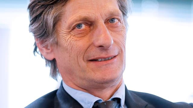 Nicolas de Tavernost, le président du directoire de M6