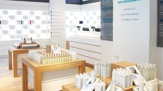 Concept-store d'Etat Pur à Paris