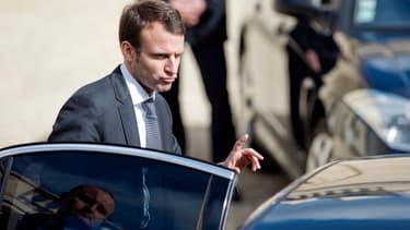 Emmanuel Macron avait pourtant annoncé mardi les contours de ce projet de loi