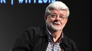 George Lucas au Festival de Tribeca à New York en 2015