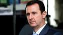 Le président syrien Bachar al-Assad le 15 janvier 2015 à Damas