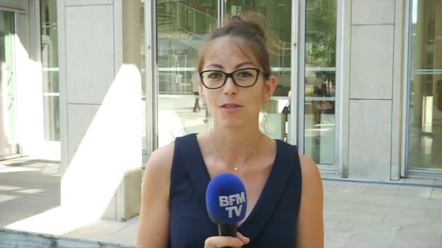 Mélina Florès, infirmière au CHU de Montpellier, sur notre antenne ce lundi.