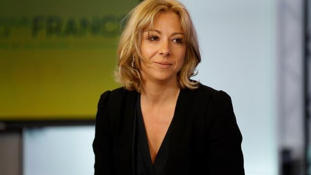 Florence Portelli vice-présidente LR de la région Ile-de-France le 10 mai 2017