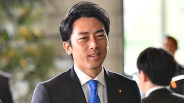 Shinjiro Koizumi le ministre de l'environnement japonais.
