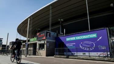 Le Stade de France, à Saint-Denis, le 31 mars 2021