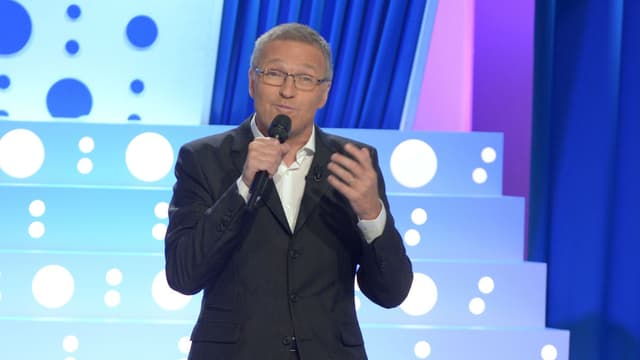 """Laurent Ruquier sur le plateau d' """"On n'est pas couché"""""""