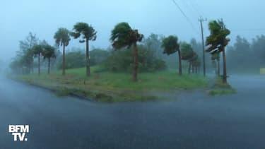 Les images du puissant typhon Haishen au Japon et en Corée du Sud