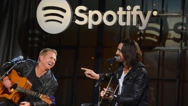 Sa prochaine levée de fonds permettra à Spotify de financer sa forte croissance et d'anticiper la probable arrivée d'Apple sur le marché.