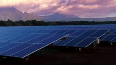 Près de 55.000 panneaux photovoltaïques ont été posés sur l'île de Kauai