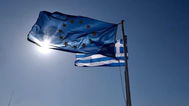 La Grèce doit deux milliards d'euros d'arriérés au FMI et 4,2 milliards d'euros à la BCE.