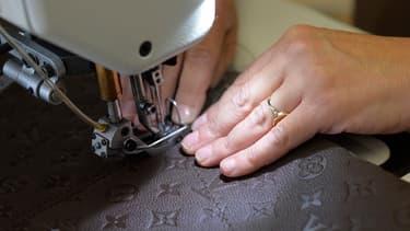 Un sac Louis Vuitton