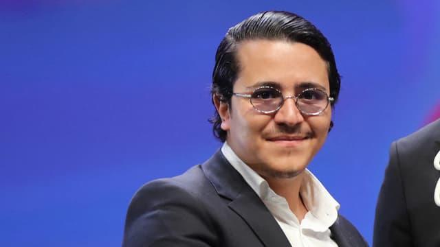 Brahim Bouhlel en 2020 à Canneseries