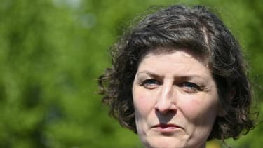 Jeanne Barseghian candidate pour EELV à Strasbourg, le 2 juin 2020
