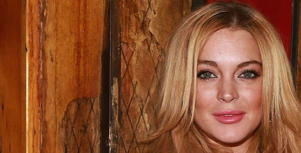 Lindsay Lohan à New York en 2013
