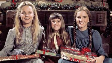 Les soeurs Ingalls, héroïnes de La petite maison dans la prairie.
