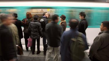 La station Les Halles sera fermée sur la ligne 4 ce week-end.