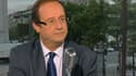 François Hollande, député PS et Président du Conseil Général de la Corrèze, invité de Bourdin Direct ce mardi