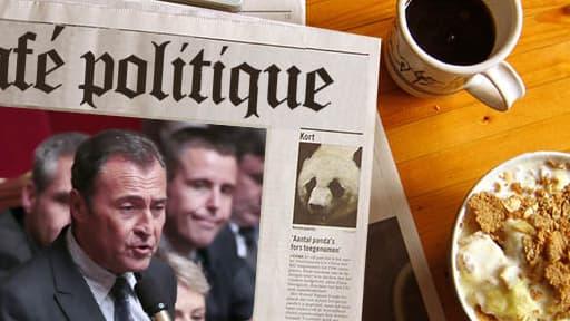 Retrouvez chaque matin le Café politique de BFMTV.com.
