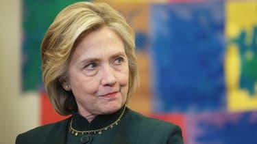 Hillary Clinton, le 20 mai 2015.