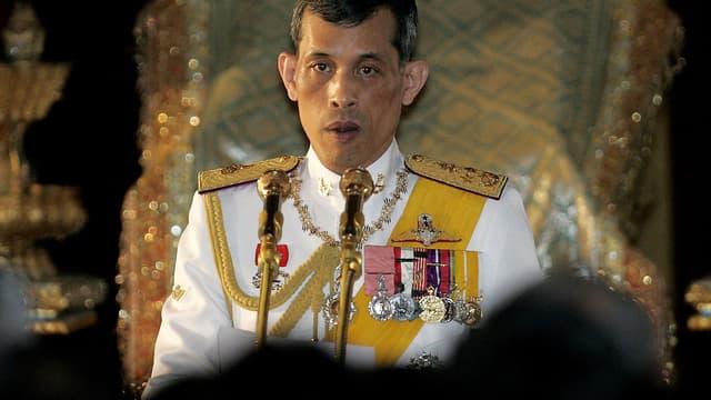 Maha Vajiralongkorn a été proclamé nouveau roi de Thaïlande. (Photo d'illustration)
