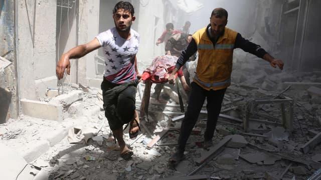 L'évacuation des civils d'Alep sera finie d'ici un ou deux jours, selon la Russie. (Photo d'illustration)