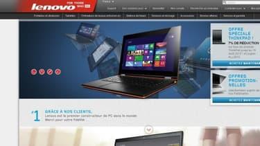 Lenovo affiche une santé de fer