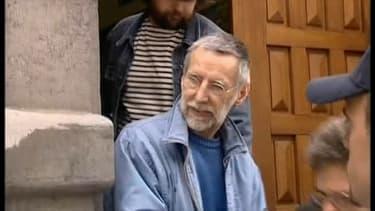 Michel Fourniret en 2008