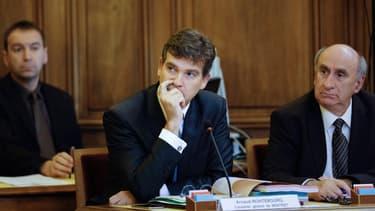 Arnaud Montebourg fera part de son expérience au sein du gouvernement français