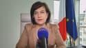 Laurence Rossignol, secrétaire d'Etat à la Famille, fustige l'attitude de l'UMP dans les débats sur la loi sur la famille.