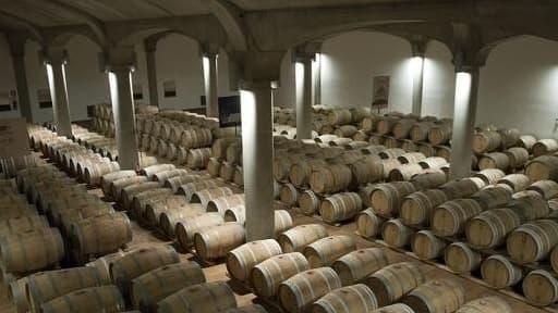 En 2013, les exportations de Bordeaux vers la Chine ont été pénalisées par l'enquête anti-dumping.