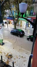 Inondations à Cassis, samedi 23 novembre 2019 - Témoins BFMTV