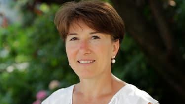 Michèle Crouzet, députée LaRem de l'Yonne.