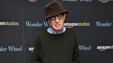 Woody Allen en 2017 -