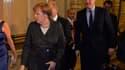 Angela Merkel rejoint David Cameron sur les réformes demandées.